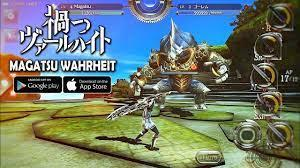 Android/IOS] मगात्सु वहरहेट - आरपीजी गेमप्ले - YouTube
