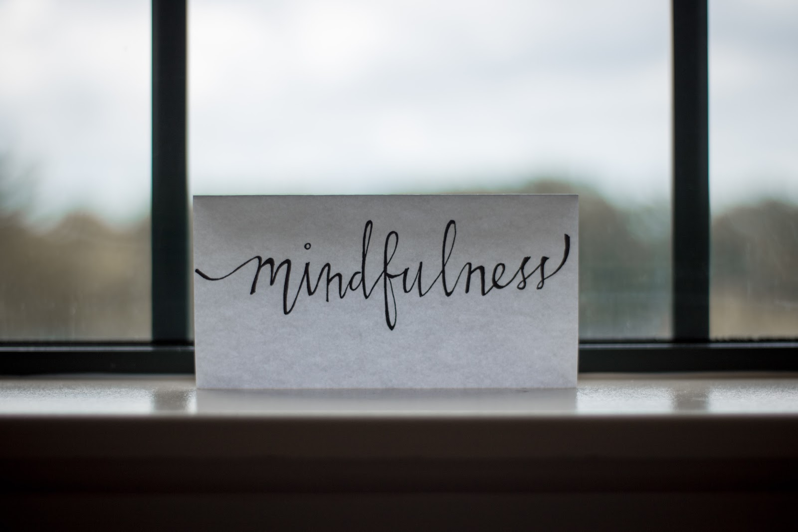 Mindfulness cards (A guide)