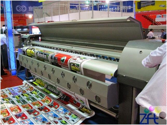 Máy in và cán nhiệt cho sản phẩm thêm đẹp mắt, loại màng chất lượng tốt càng nhân lên hiệu quả đó