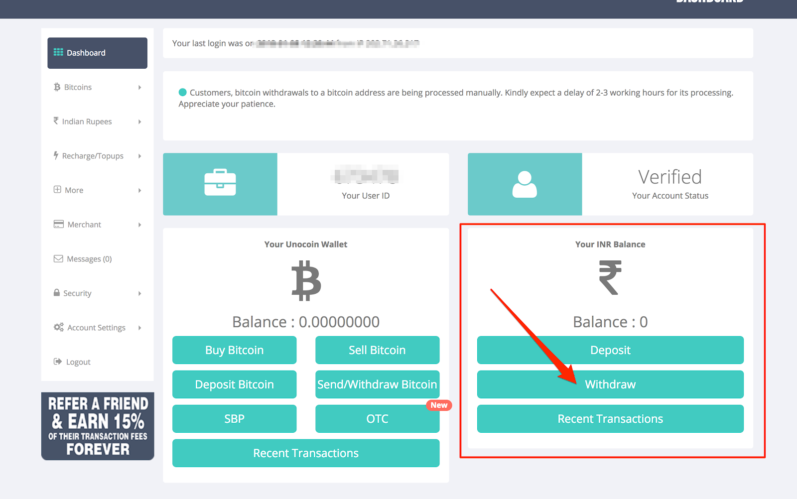 How to trade Bitcoin using Unocoin - India's leading Bitcoin company