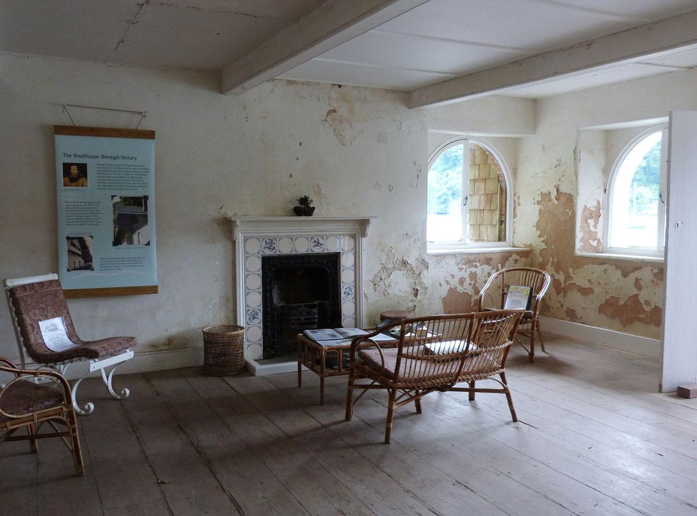 Casa de Agatha Christie, Greenway
