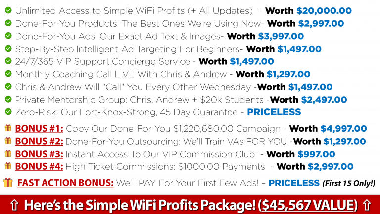 Is Simple Wifi Profits Legit? A Must-Read Review Before Buying
