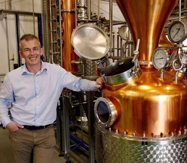 Jamie Baggott- Master Distiller