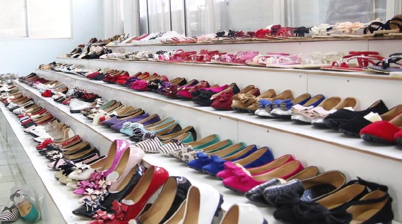 Cần phải nghiên cứu kỹ thị trường trước khi bán sỉ giày dép