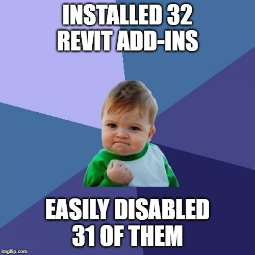 Revit add-ins