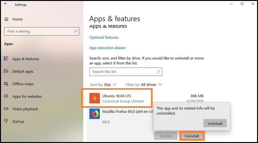 Boost your PC performance By uninstalling non-essential apps.