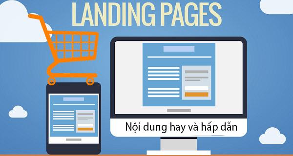 Cách xây dựng landing page hiệu quả