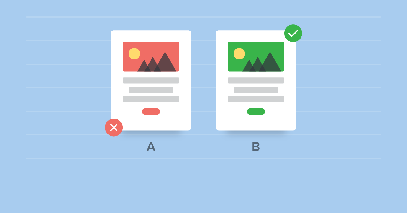 Image of A/B testing