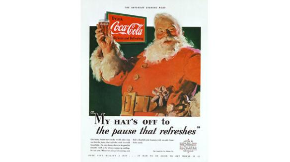 1931 Coca-Cola Holiday Ad