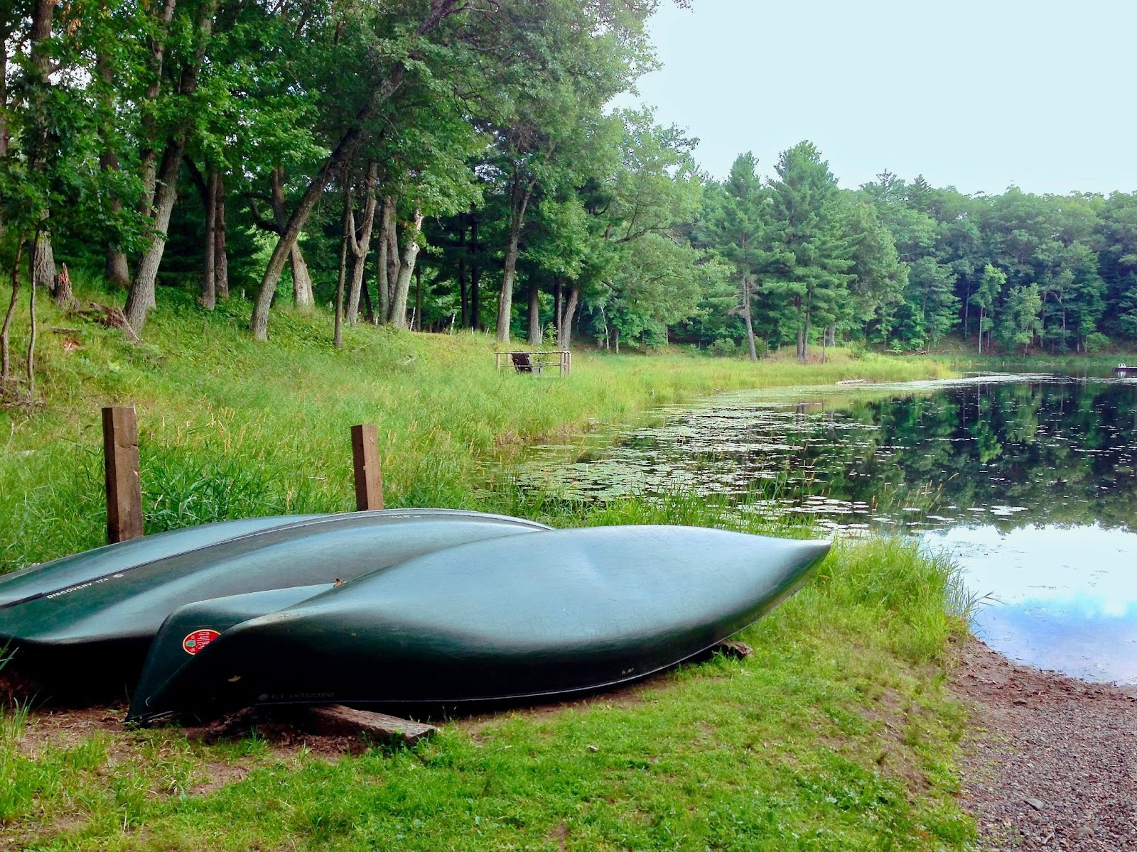 Follow along with the SmithHonig Summer Road Trip. These travel stops are all about canoes and vintage cars.