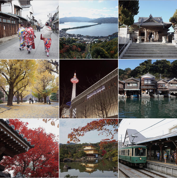 日本旅遊照片