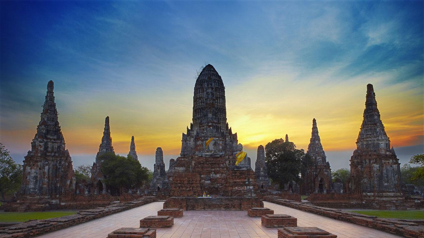 TOP 10 endroits à visiter en Thaïlande 10