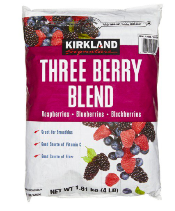Costco Grocery Frozen Berries