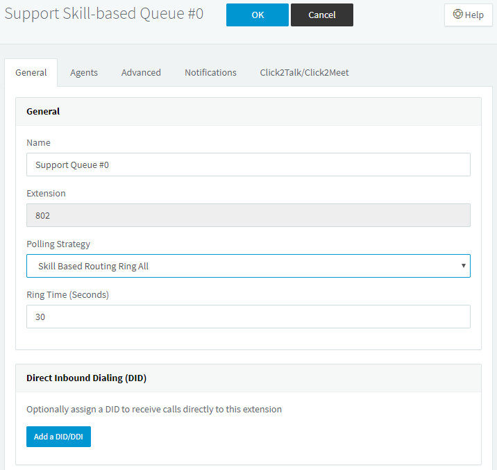 Creating a Call Queue in 3CX Management Console