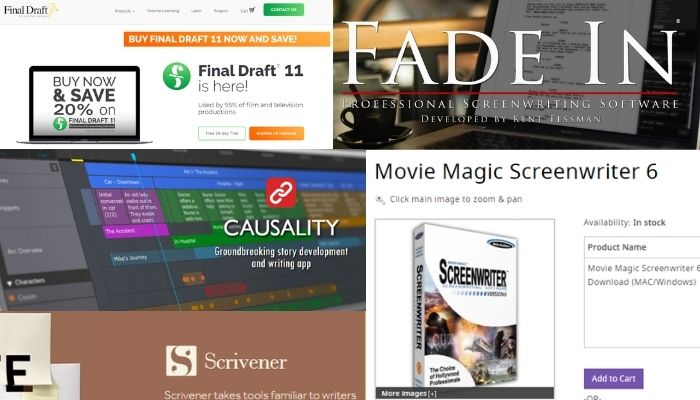 7 Important Things Every Screenwriter Should Have in 2021