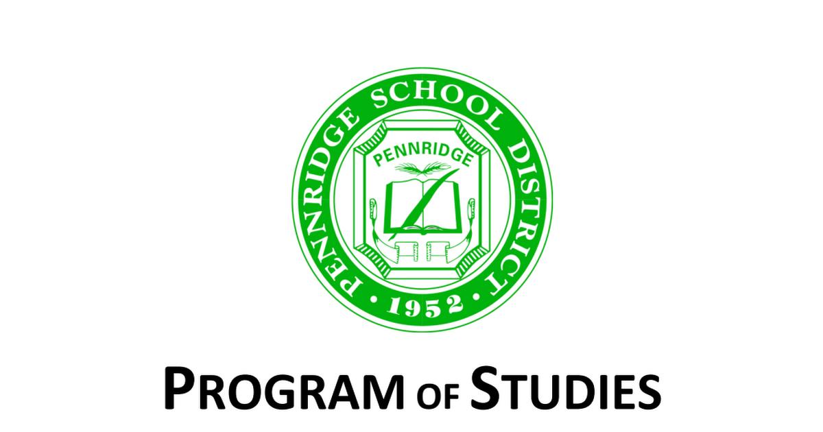 Program Of Studies 2017 2018 Pdf Google Drive