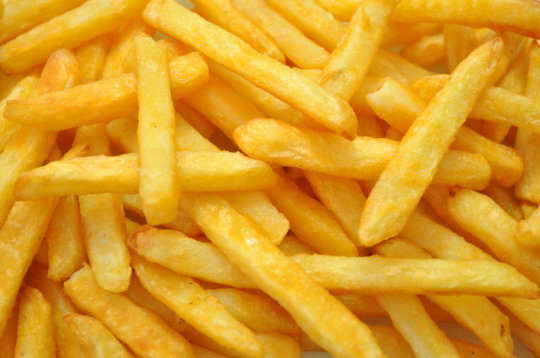 French fries (stock image).   Credit: © Pixelbliss / stock.adobe.com