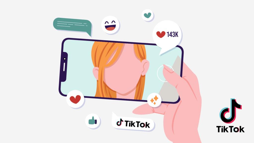 Nên xác định rõ mục tiêu cho chiến dịch TikTok (Ảnh: leadmillion.com)