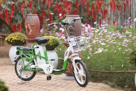 Giải đáp thắc mắc xe Hkbike zinger extra giá bao nhiêu