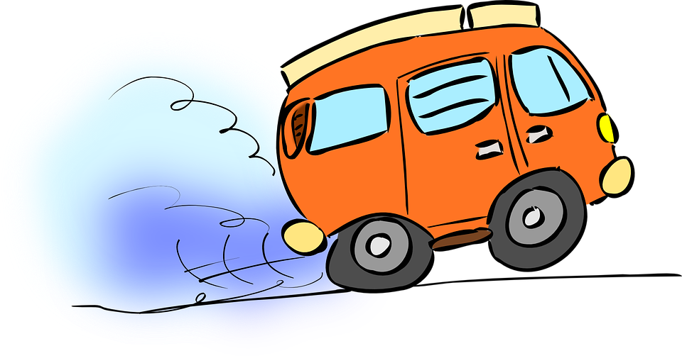 Free vector graphic: Van, Bully, Camping, Car, Funny - Free Image ...