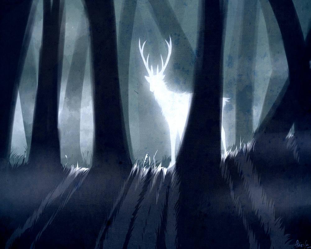 Deer by SurgeonWolf