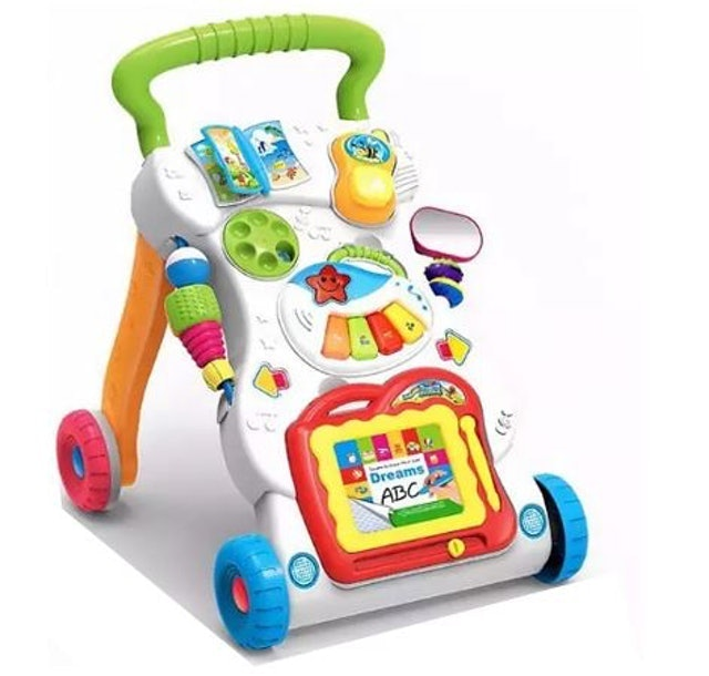 3. BABY'N GOODS HUANGER รถผลักเดิน