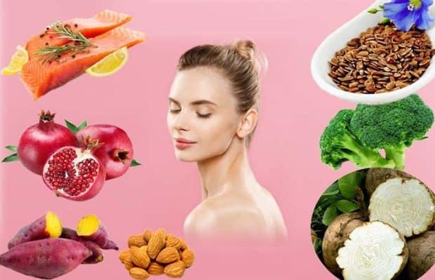 Tăng cường sử dụng những thực phẩm giúp tăng Estrogen