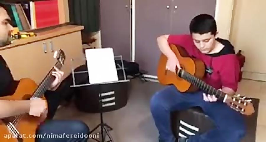 محمدحسن رحیمی یه روز پاییزى على لهراسبى هنرجوی فرزین نیازخانی