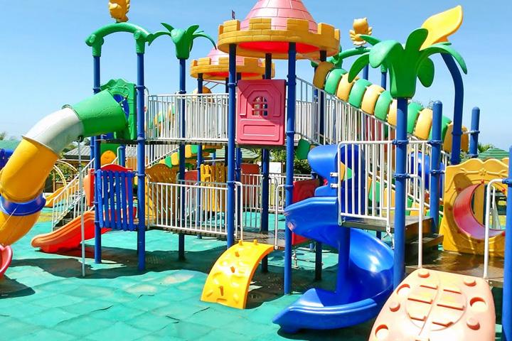 Tiêu chí thiết kế sân chơi trẻ em