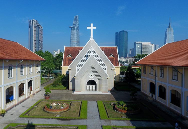 Nhà thờ Thủ Thiêm