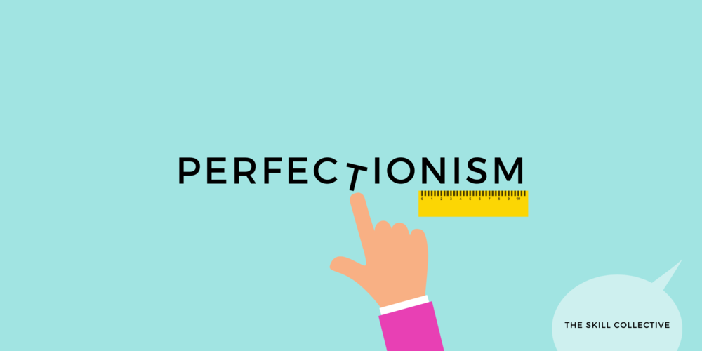 Every professional designer is a perfectionist