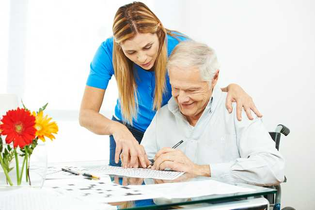 Great Activities For Seniors That Need Special Care