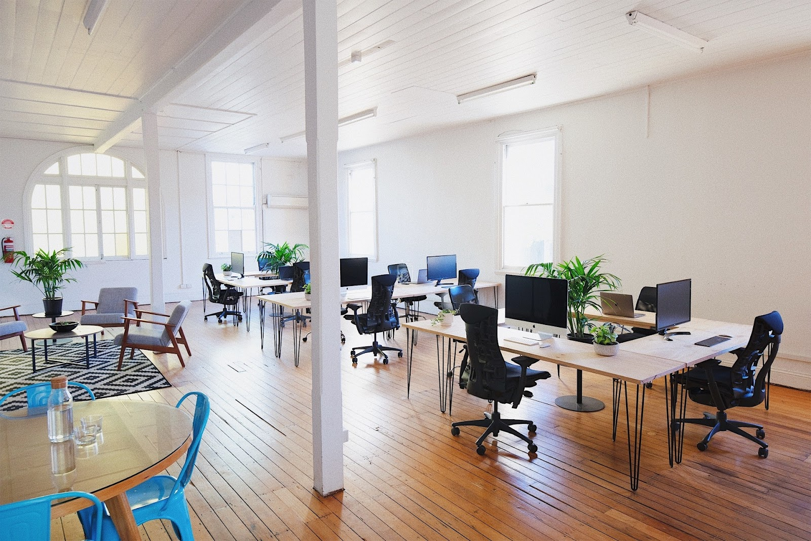 Assembly Coworking Space Brisbane