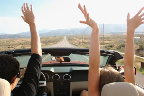Du lịch tự túc - lái ô tô đi du lịch