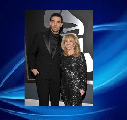 Jewish rapper Drake wi... Drake And His Mom 2013