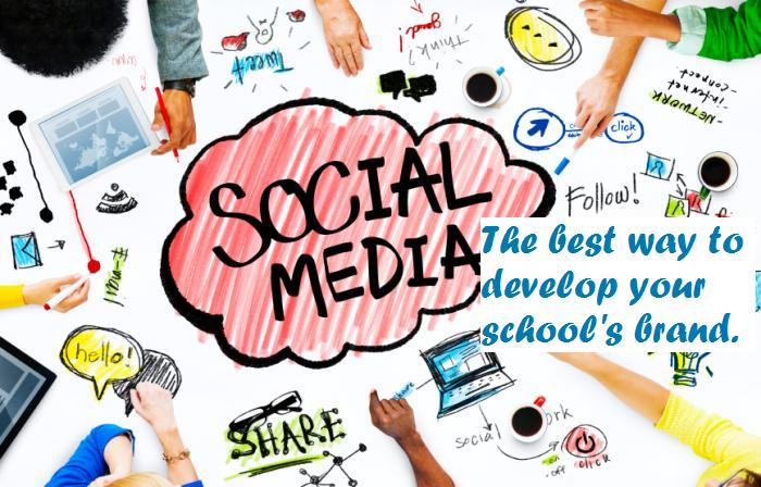 5 Social Media Platforms + Strategies to Develop Your School's Brand