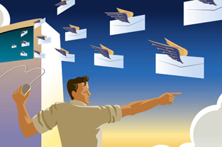 Sending E-mail | 6 Best email marketing strategies to leverage | getdigitaloffice.com