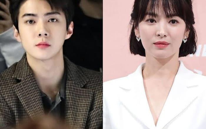 Sehun (EXO) hợp tác cùng Song Hye Kyo trong bộ phim mới