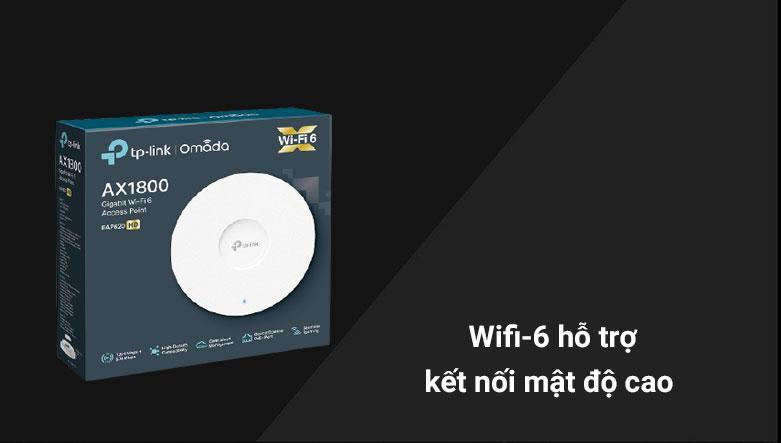 Thiết bị mạng/ Router TPLink EAP620HD | Kết nối mật độ cao