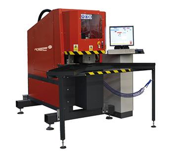 WP CNC TURBO - Автоматический зачистной центр