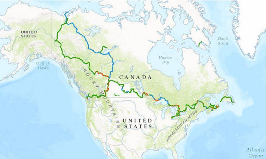The Greatest Trail, Canada, Canadian Culture, Newfoundland, British Columbia