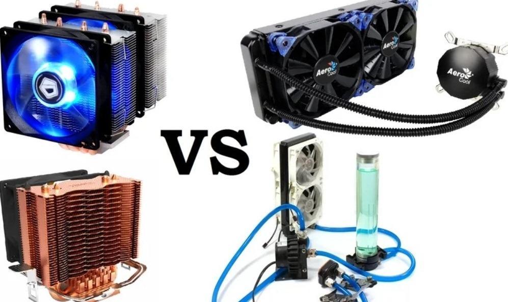 Водяное или воздушное охлаждение для ПК: что лучше?