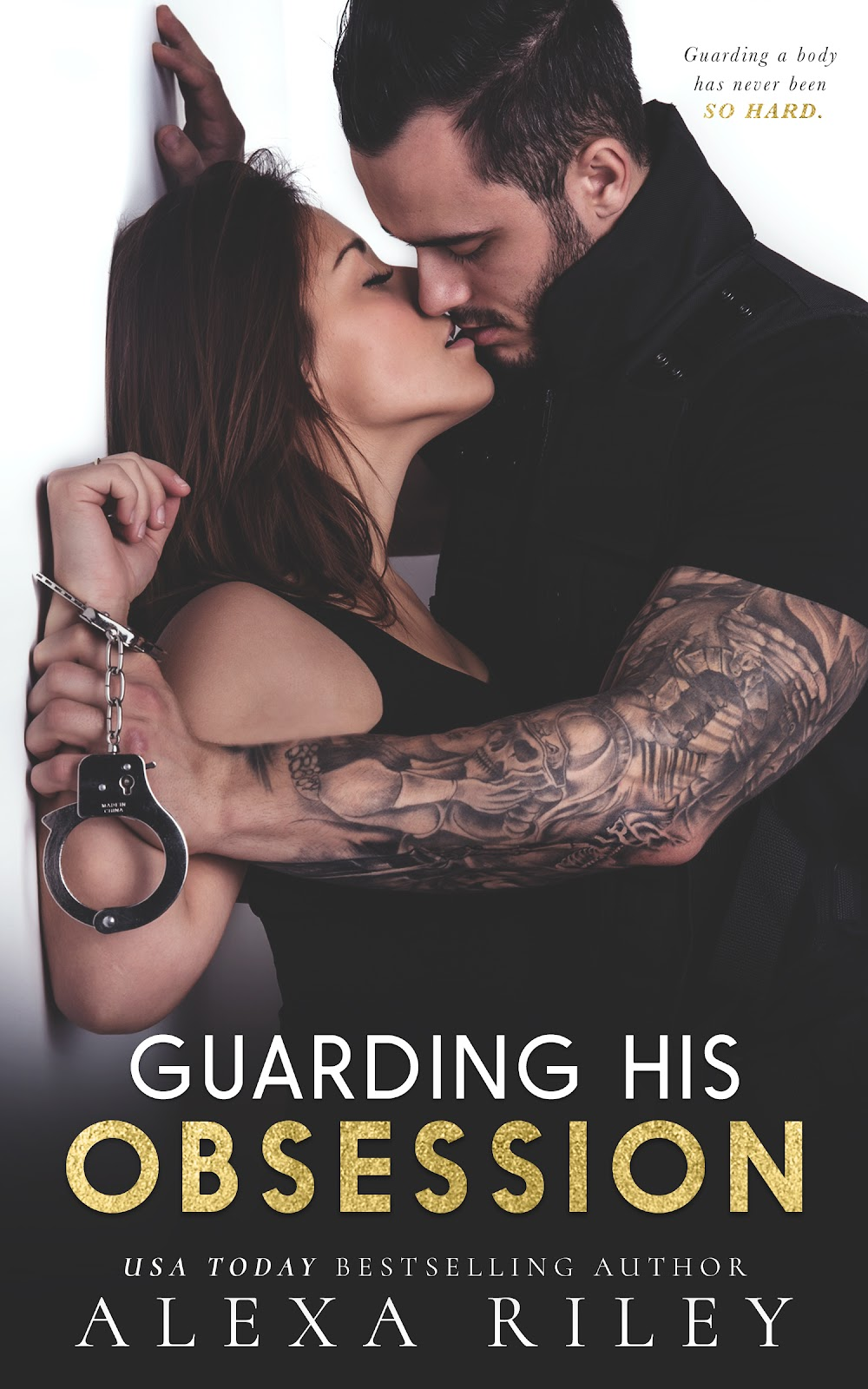 Guarding His Obsession Cover Reveal