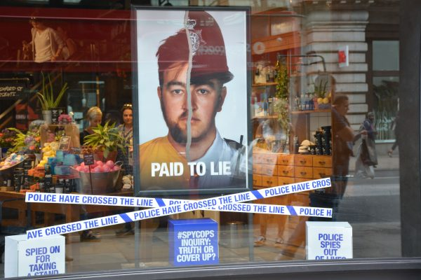 Lush's #SpyCops campaign highlights the marketing trend of brands tackling controversial issues