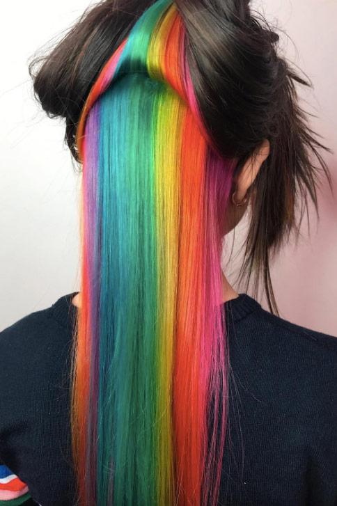 thuật ngữ màu tóc để biết