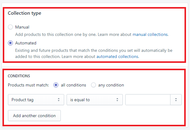 How To Add Collections To Shopify