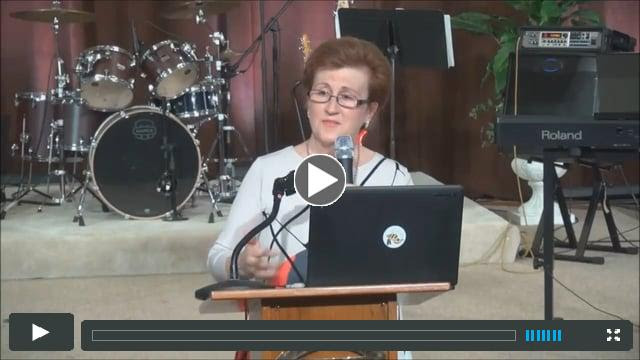 Kerry Williams' Presentation on May 14, 2017 - Unification Sanctuary Service