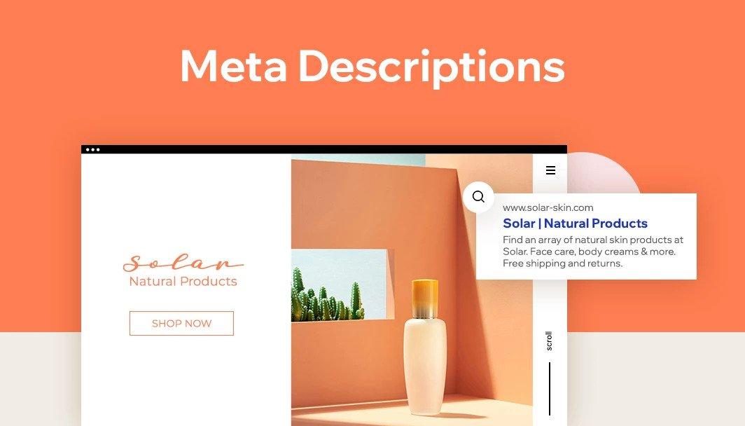 Meta Description (cre: Hubspot)