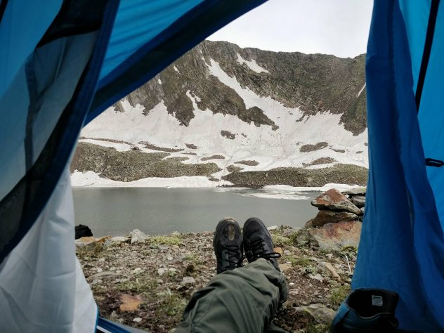 Alpather Lake Trek in Gulmarg Kashmir - Best Time - How to Reach?