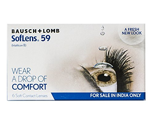 Bausch and Lomb Soflens 59 Contact Lenses